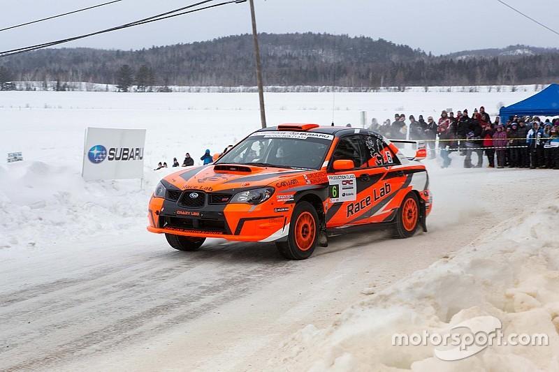 Канада попросилась в WRC