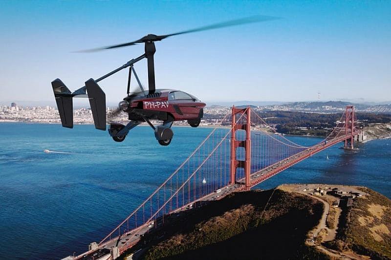 La voiture volante peut désormais être commandée!