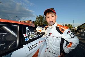 勝田貴元、ヤリスWRCを駆り2019年フィンランドラリー選手権参戦