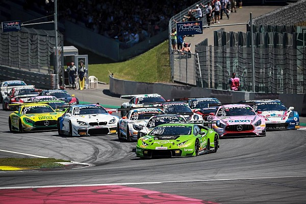 GT-Masters Rennbericht GT-Masters 2017 in Spielberg: Lamborghini gewinnt 2. Rennen