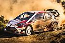 WRC Toyota, Makinen investe su Lappi: