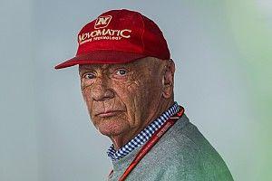 Niki Lauda stopt als F1-expert bij RTL