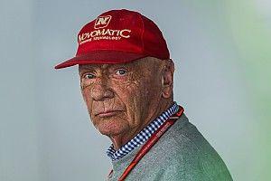 Trapianto di polmone per Lauda: intervento ok, ma condizioni ancora critiche