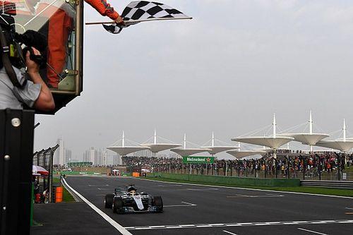 Galería: Mercedes, pole en el 50% de grandes premios de su historia