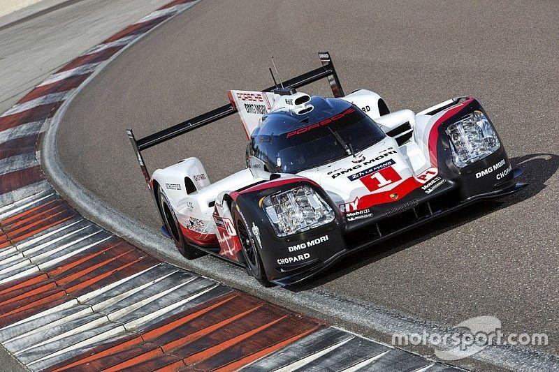 WEC 2017: Porsche zeigt neuen LMP1-Boliden für Le Mans