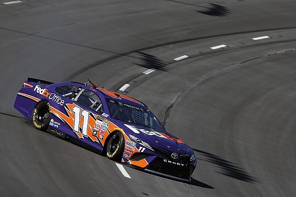 NASCAR Cup Interview Hamlin on JGR's struggles: