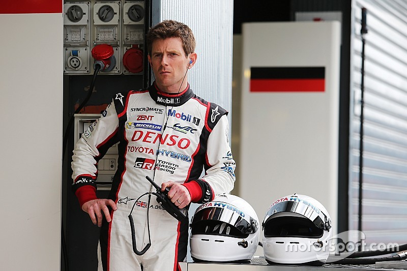 Davidson aiming for post-Le Mans race return