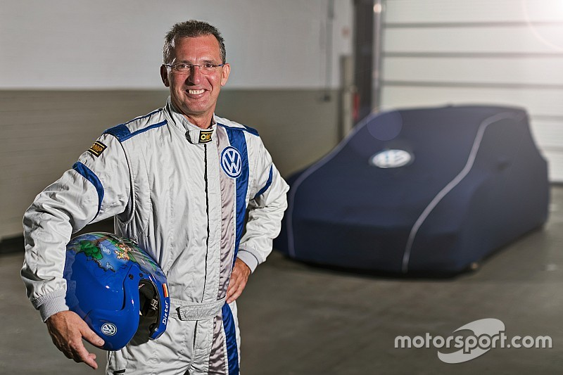 Solberg's RX team adds third Polo for German round