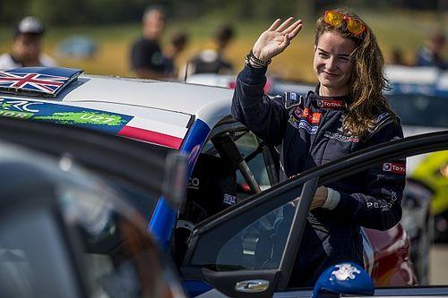 La Saintéloc Racing compie il miracolo per Catie Munnings
