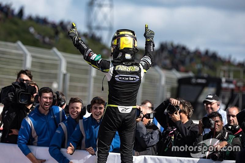 Carlin : Après l'effet Schumacher, l'effet Norris!