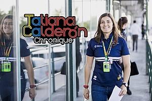GP3 Chronique Chronique Tatiana - Montrer à Sauber ce dont je suis capable!