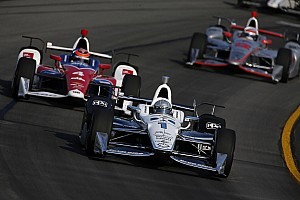 IndyCar Réactions Pagenaud