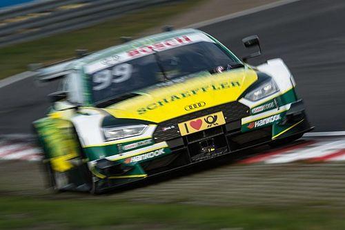 Hockenheim, Libere 1: Rockenfeller guida la tripletta Audi