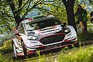 WRC Germania, PS16: Elfyn Evans si riprende la quarta posizione