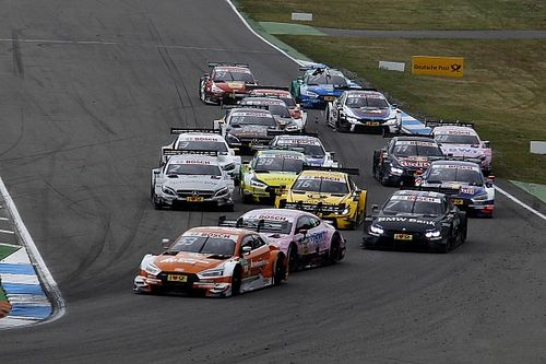 Green defends DTM restart after Hockenheim penalty