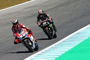 """Lorenzo, un exemple """"positif"""" pour Zarco chez Ducati"""
