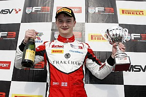 F3 Europe Breaking news Hitech adds Hingeley to 2018 F3 line-up