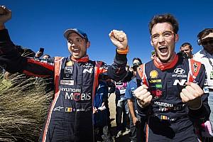 WRC Noticias El final