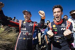 """El final """"más tenso"""" de Thierry Neuville en el WRC"""