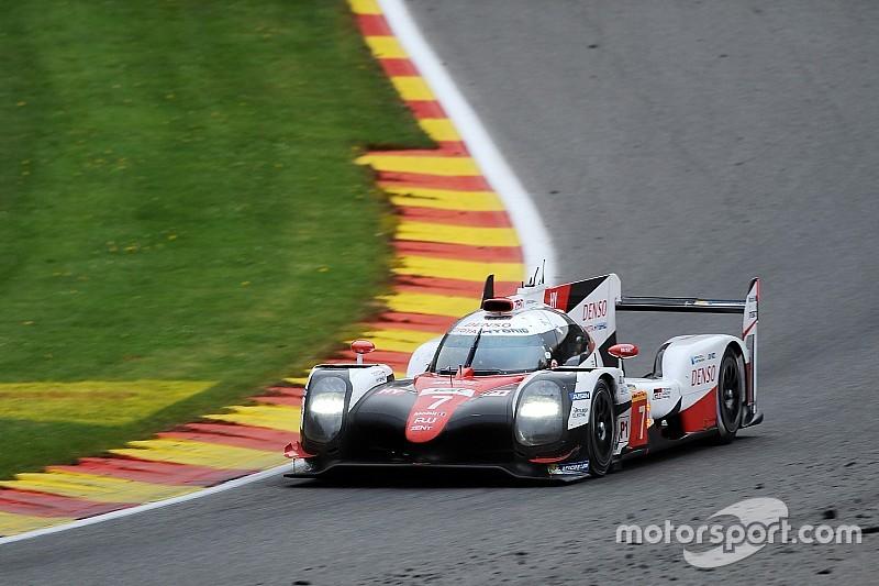 A tavalyi drámából merítene erőt a Toyota Le Mans-ban