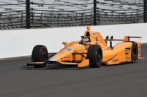 Bourdais: Fernando Alonso hatte es beim Indy 500 fast zu einfach
