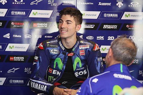 Viñales heeft geen verklaring voor zijn crash in Amerikaanse GP