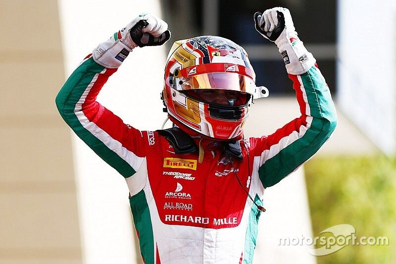 Charles Leclerc, l'ascension du prodige Ferrari