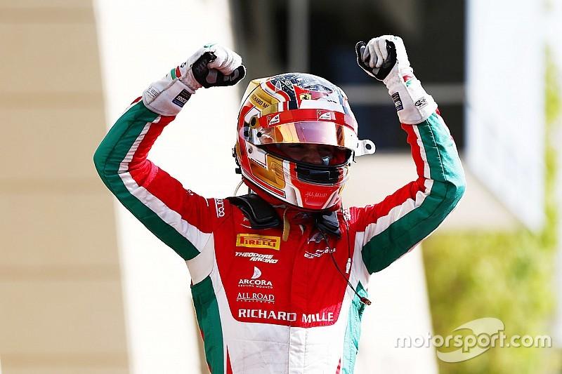 Impresionante victoria de Leclerc en la carrera del domingo de la F2