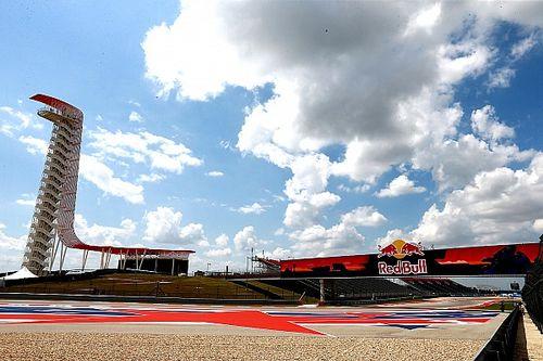 Austin trata de reducir los baches para recibir al Mundial de MotoGP