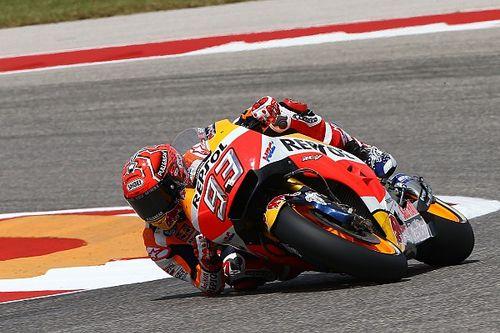 MotoGP: Marquez legyőzhetetlen Austinban! Rossi és Pedrosa a dobogón, a Doktor a bajnokság élén!