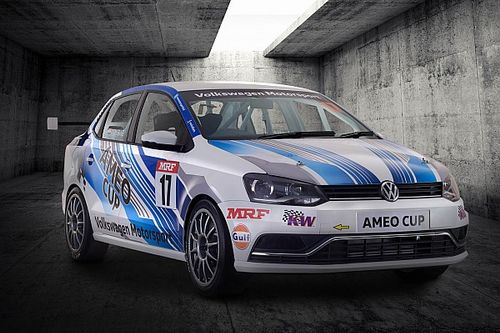 VW announces Ameo Cup driver line-up