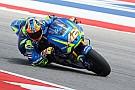 MotoGP Rins set for spell on sidelines after Austin crash