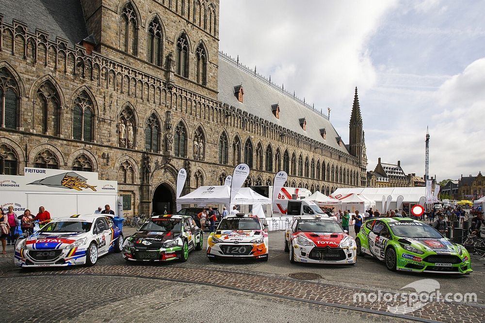 Le Rallye d'Ypres annulé en raison du COVID-19