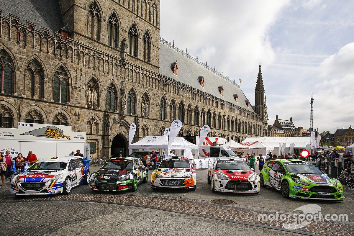 "Ypres Rally ""proven"" to be future WRC event"