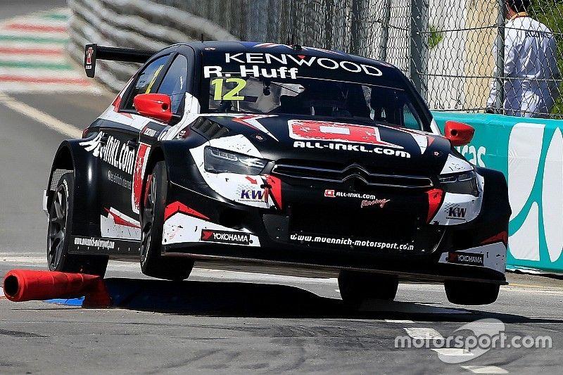 Citroën vuelve a ser el coche más pesado para el WTCC en Termas