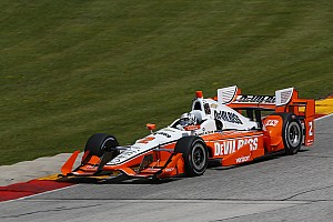 IndyCar Reporte de prácticas Newgarden lidera un dominio de Penske en Road America
