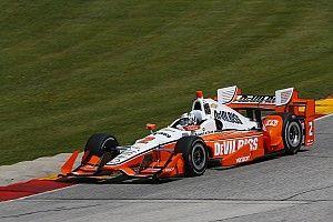 Road America IndyCar: Newgarden leads Penske 1-2-3-4 in FP2