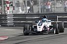 Formule Renault Will Palmer remporte la première course à Monaco