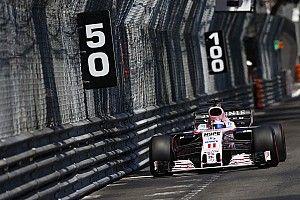 """فورس إنديا: سباق موناكو """"لم يكن سيئاً بشكل كبير"""" على الرغم من عدم تسجيل النقاط"""