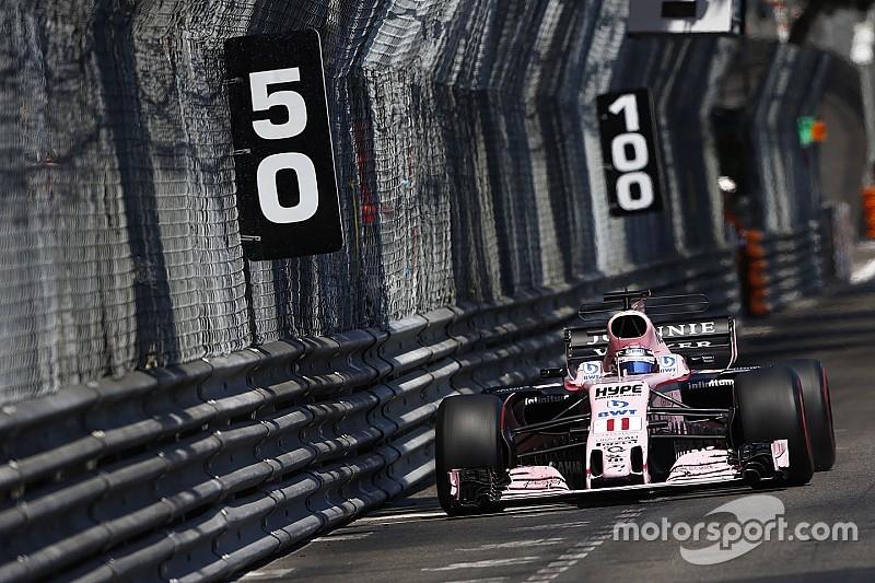 """Monaco """"not so bad"""" for Force India despite non-score"""