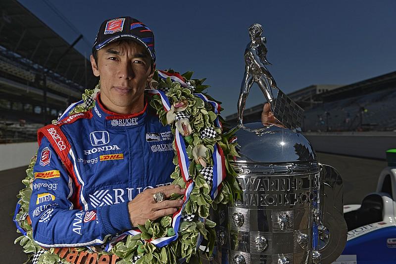Sato hoopt met zege in Indy 500 nieuwe Japanse generatie te inspireren
