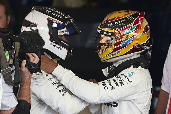 F1 【F1】メルセデス「ボッタスとハミルトンは