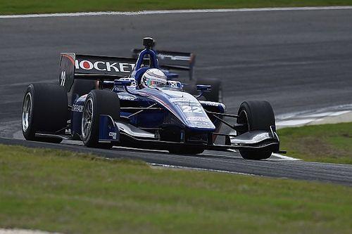 Carlin en IndyCar avec Kimball et Chilton