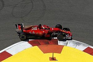 GP Rusia: Vettel dan Ferrari kuasai FP2, mobil Verstappen mogok