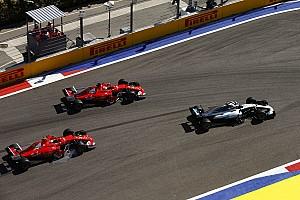 Formel 1 Ergebnisse Formel 1 2017 in Sochi: Das Rennergebnis des GP Russland in Bildern