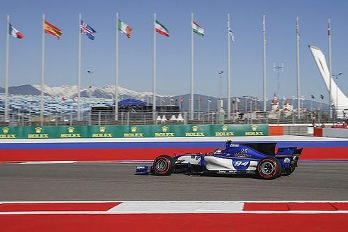 """Sauber-Pilot Wehrlein in Sochi: """"Sehen zwar das Problem, aber..."""""""