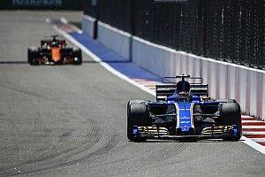 Mulai 2018, Sauber gunakan gearbox McLaren