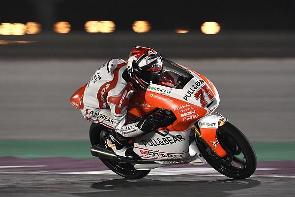 """Moto3 Noticias de última hora Arenas: """"El objetivo es tener opciones de terminar delante en cada carrera"""""""