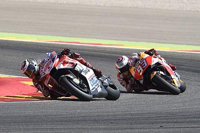 MotoGP Analisi: Lorenzo dopo la pausa estiva ha fatto più giri in testa di tutti!
