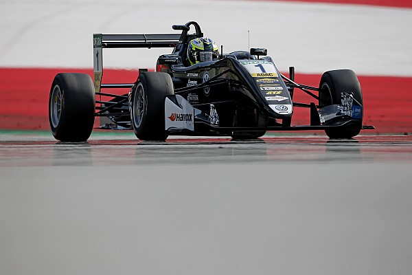 Red Bull Ring F3: Eriksson wins, late crash denies Norris early title